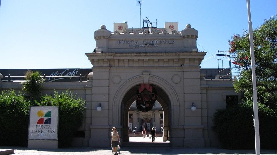 Carretas-mall