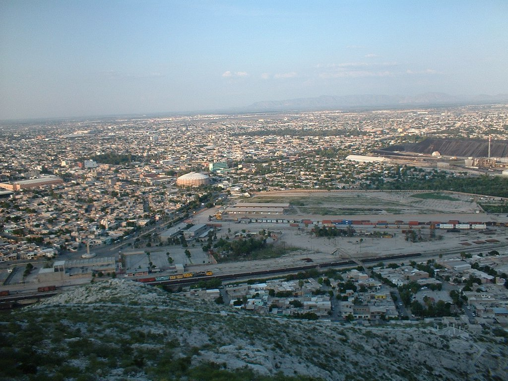 The city of Torreón