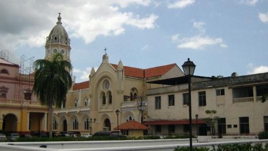 Casco Antiguo, Panama. Photo by Andrew O'Reilly.