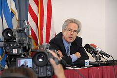 Assistant Secretary of State for Western Hemiphere Affairs Arturo Valenzuela.