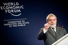 Brazilian President Luiz Inácio Lula da Silva.