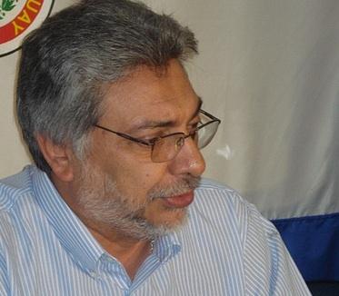 Paraguayan President Fernando Lugo.