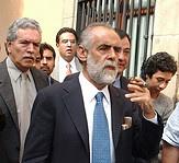 Mexican politician Diego Fernández de Cevallos.