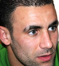 Algeria's Abdelkader Ghezzal. Photo by SkyPiercer at Wikicommons.