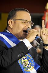 President of El Salvador Mauricio Funes.