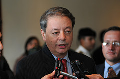 Colombian Defense Minister Gabriel Silva.