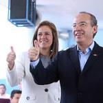 Mexican President Felipe Calderón