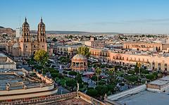 Plaza de Armas in Durango, Mexico