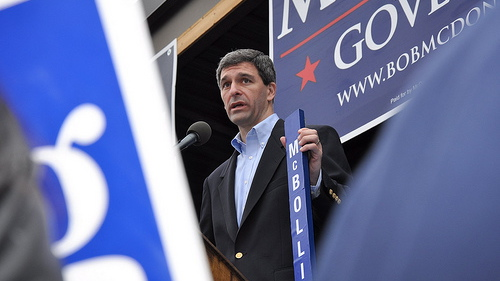 Attorney general of Virginia Ken Cuccinelli.