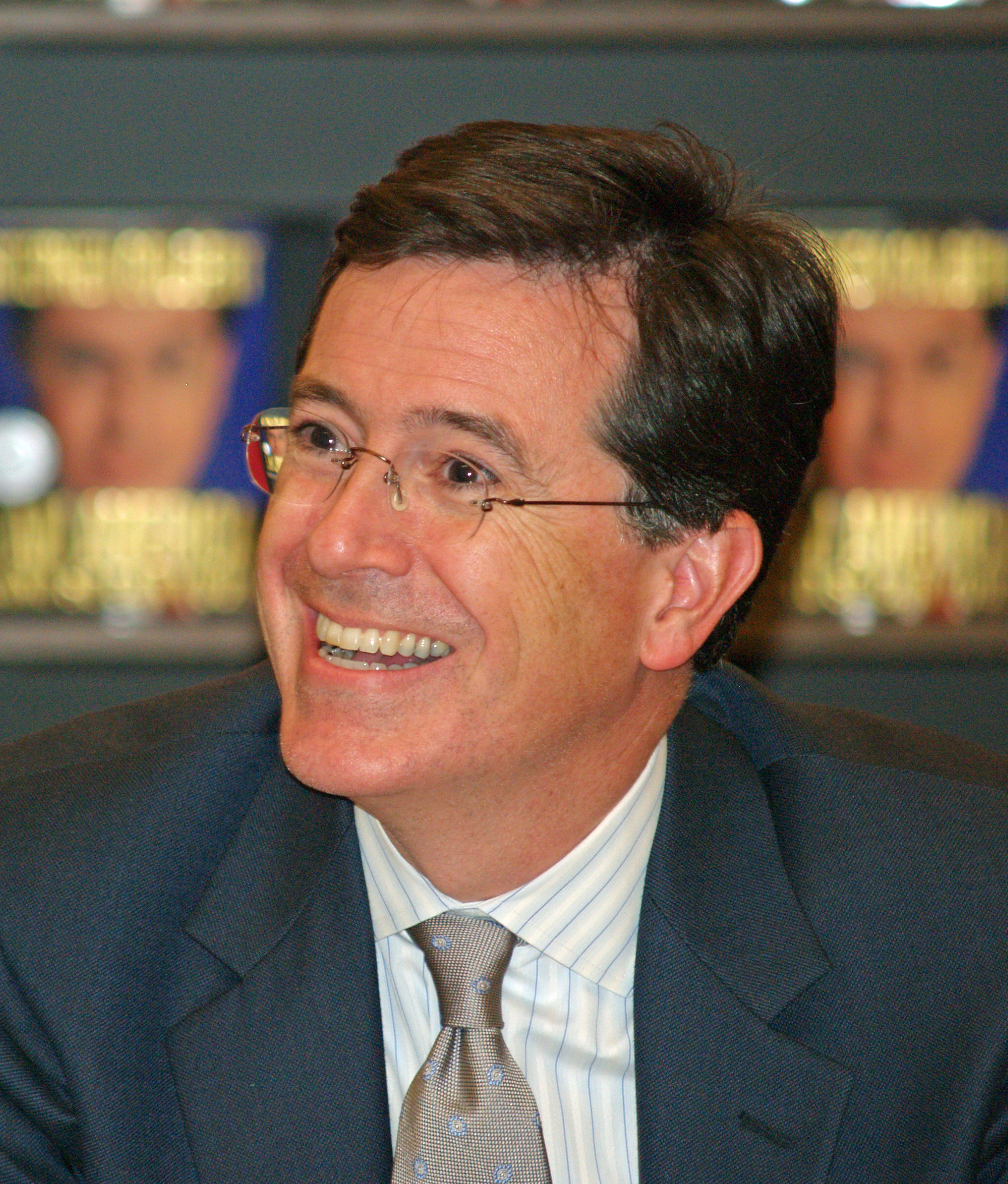 "Stephen Colbert of Comedy Central's ""The Colbert Report"""