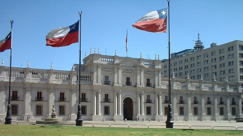 Chilean Presidential Palace Presidential Palace