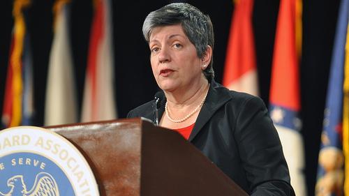 Janet Napolitano.