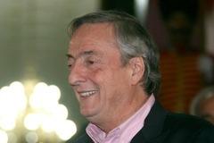 Former Argentine President Néstor Kirchner.