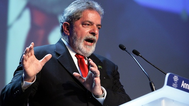 Wikileaks Cables Portray A Different Side Of Brazil's Lula da Silva