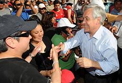 Chilean President Sebastián Piñera.