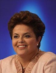 Brazil's President Dilma Rousseff. Photo by Jornal Correio Regional