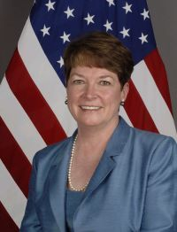 Expelled U.S. Ambassador Heather Hodges. Photo by the State Department