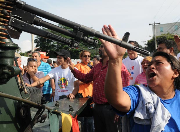 Who's Killing The Journalists Of Honduras?