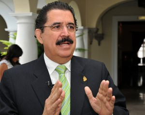 Central American Parliament wonders who's the legitimate president of Honduras?