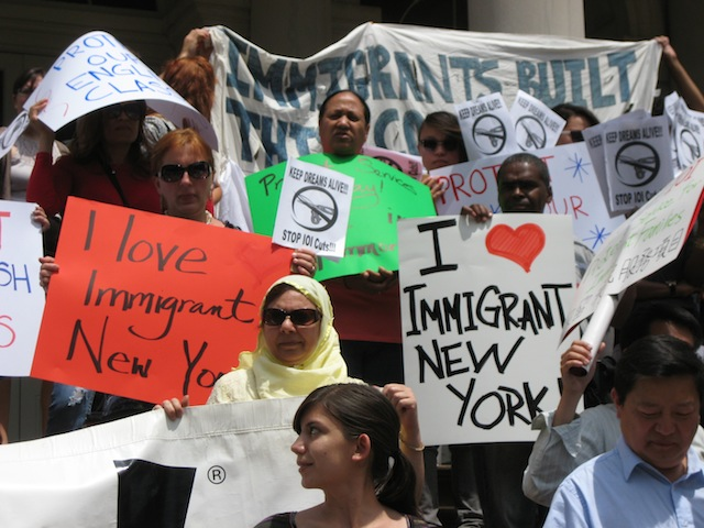 Immigrant Opportunities Initiative Threatened By New York City Budget Cuts
