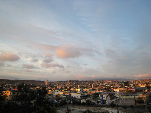 A view of Tijuana, where Jorge Hank Rhon was once mayor.
