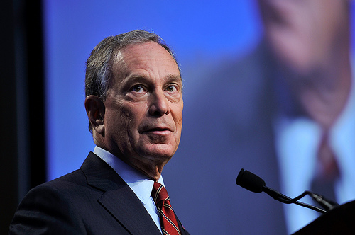 "New York City Mayor Micahel Bloomberg compared the lack of immigration reform in the U.S. to a ""national suicide."""