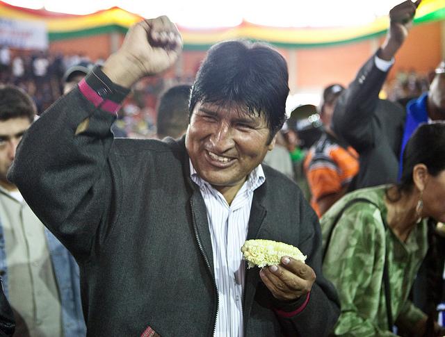 Bolivia-Evo-Morales