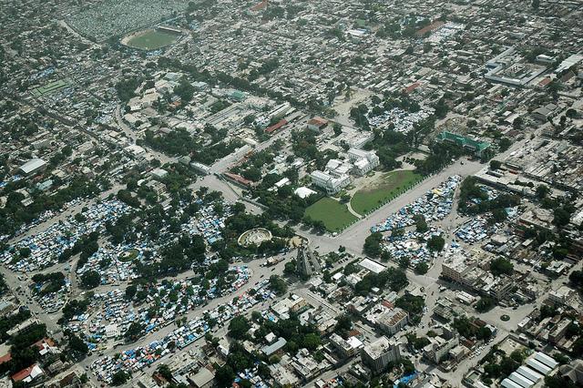 Haiti: Port-au-Prince Mayor to Clear Tent Camp