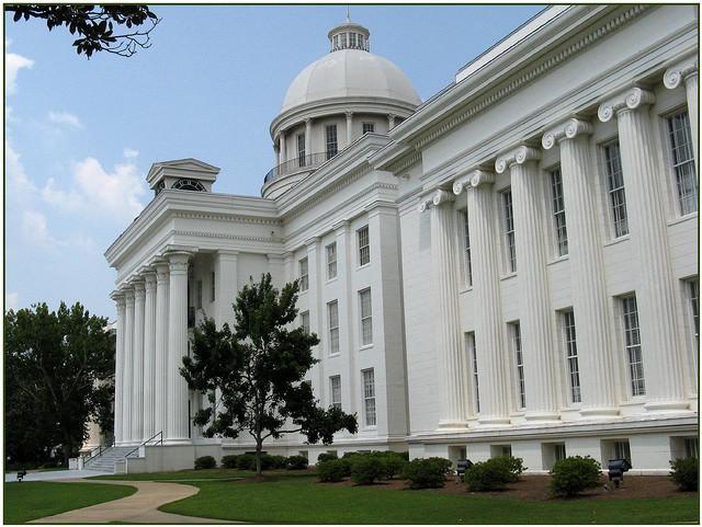 Alamaba-Capitol