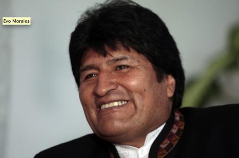 Bolivian President Evo Morales. (CubaDebate)