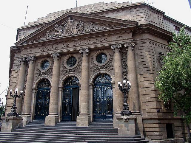 Mexico-House-of-Deputies