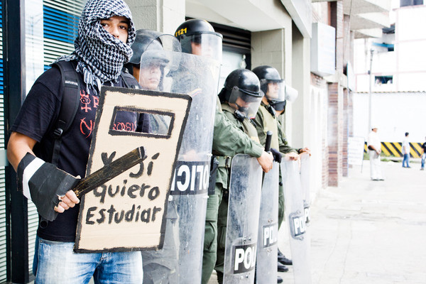 Chile To Invoke State Security Law After Clashes With Students