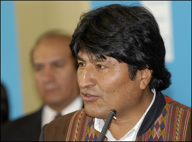 Bolivia: Argeement Met Between Morales Government and Amazon Protestors