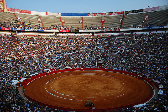 Mexico-City-Plaza-de-Toros