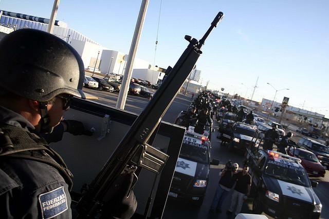 Mexico-federal-police