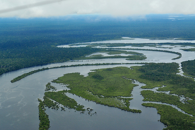 Amazon - Brazil, 2011.  ©Neil Palmer/CIAT