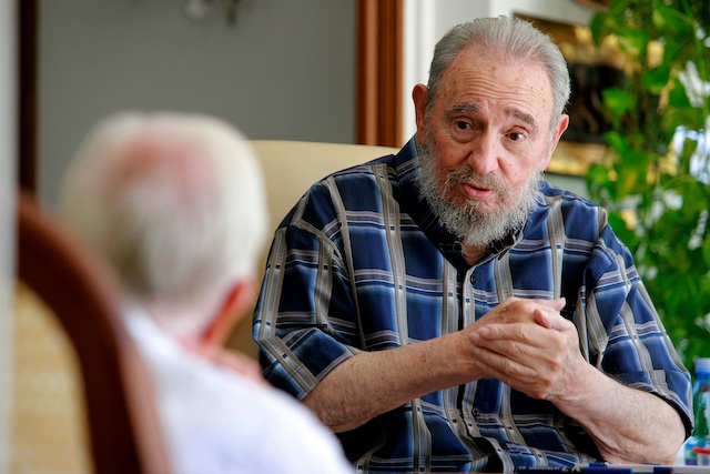 Fidel Castro Is Dead, Says Unfounded And Likely False Twitter Rumor