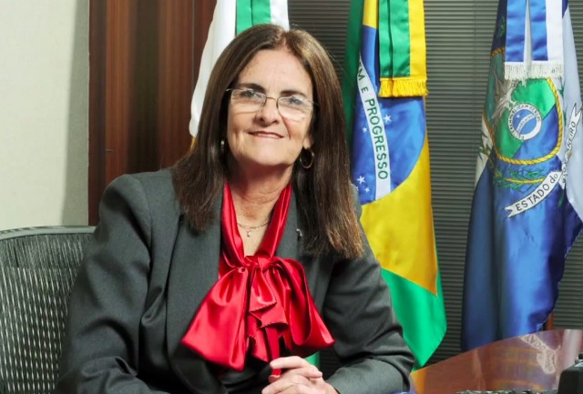 Petrobras CEO Maria das Graças Foster