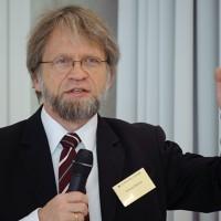 Antanas Mockus, former Mayor of Bogotá, Colombia (Image: Heinrich-Böll-Stiftung)