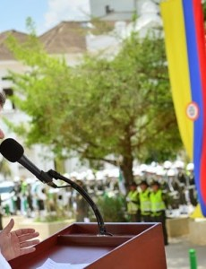 Colombian President Juan Manuel Santos (Image: Government of Colombia)