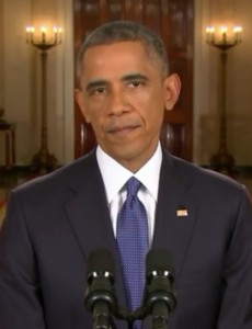 President Barack Obama announces sweeping immigration reform last November. (Image: YouTube, screenshot)