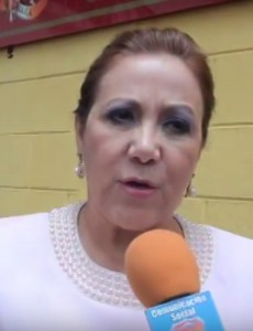Supreme Court Justice Blanca Stalling was named in the recordings obtained by The Associated Press. (Image: Youtube, Screenshot)