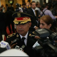 El Salvador's National Civil Police Director Mauricio Ramírez Lavaverde. (Image: Government of El Salvador)