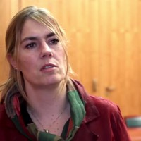 Angelika Rettberg, director of the Armed Conflict and Peacebuilding Research Program at the Universidad de los Andes in Bogotá. (Image: YouTube)