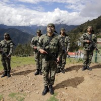 Peruvian troops in the VRAEM region. (Image: Ministry of Defense of Peru, CC BY 2.0)