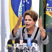 Brazilian President Dilma Rousseff. (Image: Jonas Pereira/Agência Senado, CC BY 2.0.)