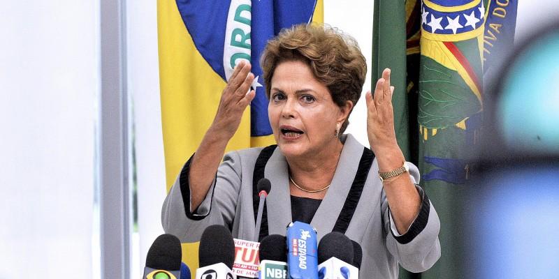Brazilian President Dilma Rousseff. (Image: Senado Federal, CC BY 2.0)
