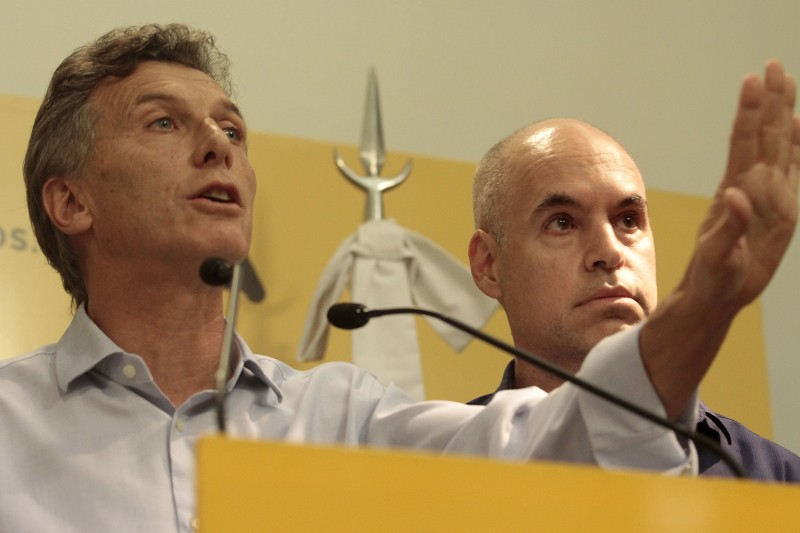 Argentine opposition candidate Mauricio Macri. (Image: Government of Buenos Aires, CC BY 2.0)