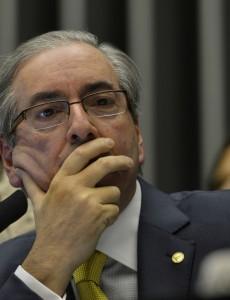 Brazilian lower house Speaker Eduardo Cunha. Image: Fabio Rodrigues Pozzebom/ Agência Brasil, CC BY 3.0 BR