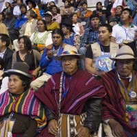 The World People's Conference on Climate Change in Cochabamba, Bolivia. (Image: United Nations, CC-NC-ND BY 2.0)